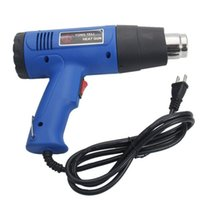 Heat Gun 1500W Heavy Duty Hot Air Gun Kit Variable Temperatu...