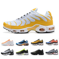 Nike Air Vapormax TN Plus Hot Original Mercurial Designer Sneakers Chaussures Homme Chaussures De Course Hommes Zapatillas Mujer Mercurial Chaussures De Course 36-46