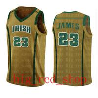 Lise Jersey NCAA Mens 33 Brid Allen 3 Iverson Len 34 Önyargı Kawhi 15 Leonard Basketbol Formaları Nakış Logoları