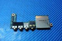 MSI GT72 2QD DOMINATOR PRO MS-1781 MS-1781C AUDIO CARD READER 전원 단추 보드를위한 오리지널 정품 노트북