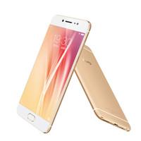 Oryginalny Vivo X7 4G LTE Telefon komórkowy 4 GB RAM 64 GB ROM Snapdragon 652 OCTA Core Android 5.2 cal 16mp Fingerprint ID OTG Smart Telefon komórkowy