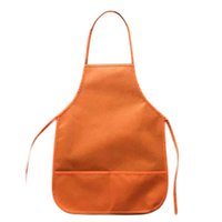 Childrens Fabric Aprons With Pockets Kitchens Classroom Arts...