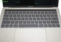 Silicone Keyboard Cover Protector for MacBook Pro with Touch...