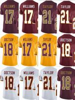 New Arrival. Washington Redskins custom men youth women  17 Doug Williams  18 Josh Doctson 21 Sean Taylor Vapor Untouchable Limited rush elite jerseys 75c056fe7