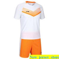 Top Kundenspezifische Fußballjerseys Freies Verschiffen-billig Großhandelsdiskont irgendein Name Jede Zahl anpassen Fußball Shirt Größe S-XL 314