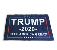 150x90cm Trump 2020 Flag Double Sided Printed Trump Flag per il presidente USA Flag