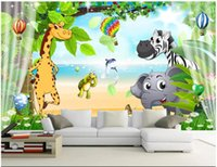 papel de parede 3D Custom Photo mural Wallpaper Beautiful ca...