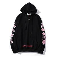 052b387bb1 Wholesale off white hoodie resale online - Luxury hoodie off clothes whites  hoodies Outdoor top selling