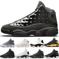 2019 New 13s Basketball Shoes 13 Men Cap And Gown Atmosphere...
