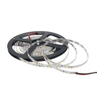 Edison2011 non étanche SMD 2835 12V DC Non étanche 5 mm Largeur Étroit PCB 300LEDs 5M LED lampe de bande flexible