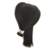 Grad8A Länge 14 '' - 26 '' // Grade 8A Menschenhaar-Stock-I Spitze in den Haarverlängerungen 100g / pack 1g / s 200s / lot natürliche Farben Keratin Haar, freies DHL