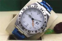 Luxury Wristwatches Sapphire Perpetual New No Date Steel Dom...