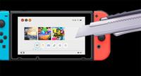 För Nintendo Switch Tempered Glass Screen Protector Film 2.5d 9h Premium