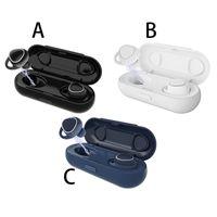 Box Şarj Yeni Xi7 TWS Kablosuz Kulaklık Bluetooth 5.0 Ses 3D Stereo Kulaklık Mini Sport su geçirmez Kulaklık Kulaklık ile Mikrofon