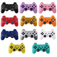 For PS3 controller 2. 4GHz Wireless Bluetooth Gamepad Joystic...