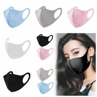 5 Colors Anti Dust Masks Anti- fog Face Mask For Adults Breat...