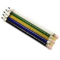 액세서리에 대한 퍼크 유리 물 봉 재 포수 유리 파이프 흡연 다채로운 연필 유리 Dabbers 6 인치 Dabber 도구