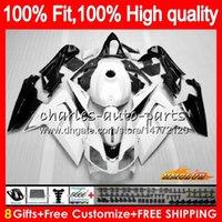 Injection Für Aprilia RS4 RS125R RS 125 RR RSV125 69NO.93 weiß zum Verkauf RS125 2006 2007 2008 09 10 11 RS125 06 07 08 2009 2010 2011 Verkleidungs