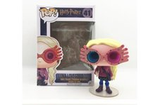 FUNKO POP !! # 41 Harry Potter Luna Lovegood with Glasses Figure Collection !!