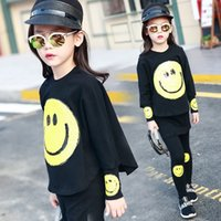 kids clothing teenage size 160 170 cm girls 2 pieces long sl...