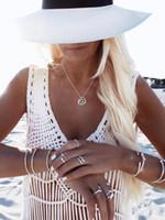 женщины платье одежды женской одежды женской платья новой внешнеторговая бахрому блузки шифон бикини пляж юбка