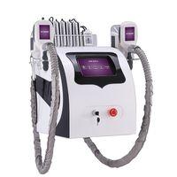 뜨거운 판매 Cryolipolysis 지방 냉동 슬리밍 기계 냉동 요법 초음파 RF 지방 흡입 Lipo 레이저 기계 CE 무료 배송