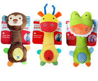 Baby Hand Bell Built- in BB Hand Grab Bar Super Cute Cartoon ...