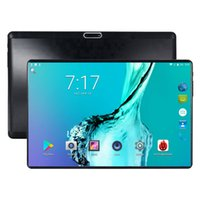 2019 Nuovo 10 pollici 4G LTE Tablet PC Octa Core 6 GB RAM 64 GB ROM 1280 * 800 IPS 2.5D vetro temperato 10.1 Tablet Android 8.0 + Regali