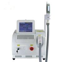 Máquina de depilación láser PERMANENTE SHR Opt IPL .HPL. Removedor de la piel Rejuvenecimiento del rejuvenecimiento Pigmento Terapia de acné Salón Uso DHL