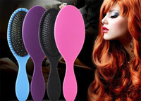 Hot Wet & Dry Hair Brush Original Detangler Hair Brush Massa...
