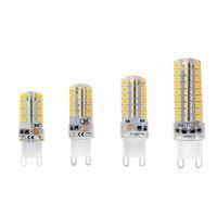 G4 G9 LED DC AC12V AC110V \ 220V 1.5W 3W 4W 5W 7W LED 전구 SMD 2835 가정용 할로겐 램프
