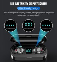 Wireless Earphone Bluetooth V5. 0 F9 TWS Wireless Bluetooth H...