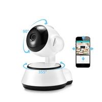 SMART HOME HOME SÉCURITÉ Baby Monitor Sans fil Mini SURVEILLANCE DE LA CAMÉRA APPLAIRE WIFI HD Night Vision CCTV 2 Way Audio Audio