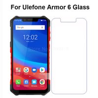 "For Ulefone Armor 6 Armor6 6. 2"" Tempered Glass 9H 2. 5D ..."