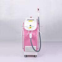 Новая горячая продажа 360 Магнитооптическое удаление волос IPL лазер татуировки удаление красоты машина салон СПА использовать DHL бесплатная доставка