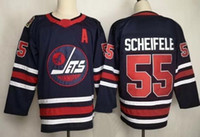 2019 neue Winnipeg Jets Mens Navy Blue Home 55 Sceifele 33 Byfuglien 29 Laine 26 Wheeler-Hockey Jerseys Online-Shop White Road Hockey Verschleiß
