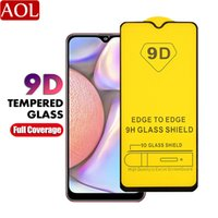 Full Cover 9D Tempered Glass Screen Protector AB Glue Edge t...