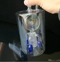 Windmill hookah Wholesale Glass bongs Oil Burner Glass Water Pipes Oil Rigs Smoking Free