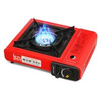 Outdoor Portable Cassette Gas Stove Windproof Wild Gas Barbe...
