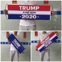 Keep America Great Druck Flagge US Donald Trump Fahnen 2020 Präsidenten der Vereinigten Staaten Wahl Handbanner 3 5fs E1