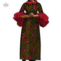 Новая мода африканских женщин платье сексуальное африканское платье белого марли и хлопка продукт dewax одежда тонкий длинный WY3728