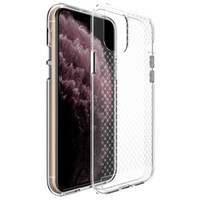 Botão Cruz Grain telefone iPhone para o caso do 11 Pro Max XR XS MAX 6 7 8plus Crystal Clear Voltar alemã Bayer TPU Independent