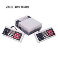 Ретро Classic Mini Game Console Детская игровая консоль Семейный телевизор Видеоигры Двойное управление Ручной игровой игровой консоль
