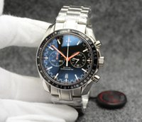 Cool Chronograph Speed Quartz Men 300 Racing Master Co- Axial...