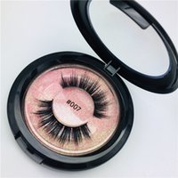 10styles 3d Mink eyelash False Eyelashes Natural Long Fake E...