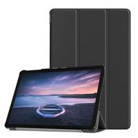 Custodia in pelle PU per Samsung Galaxy Tab S4 10.5 T830 T835 Tablet Flip Stand Cover per SM-T830 SM-T835 Smart Auto Sleep 20