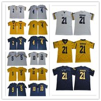 0aa127a61 Men s Football Jersey Michigan Wolverines 10 Brady Charles Woodson Jim  Harbaugh Jabrill Peppers Desmond Howard 100% Stitched