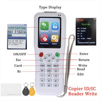 DHL free Copy3 RFID ID copier IC reader and copy writer M1 1...