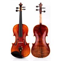 Итальянский Кристина V05C ручной работы профессиональная деревянная violin4/4 струнных музыкальных инструментов Страдивари 4/4 скрипка классификации