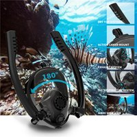 Scuba Diving Mask Underwater Anti Fog Snorkeling Diving Mask...